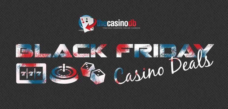 Black Friday Casino Deals November 2015
