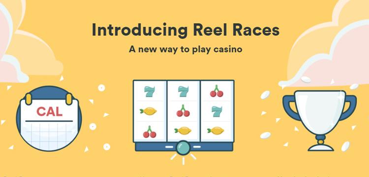 Casumo Reel Races Online Slot Tournaments