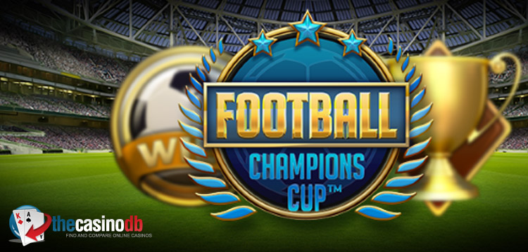 Champions Cup Slot Promotion at VideoSlots Casino