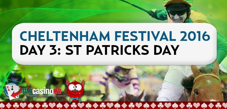 Cheltenham Festival 2016 Day 3 Results & Roundup