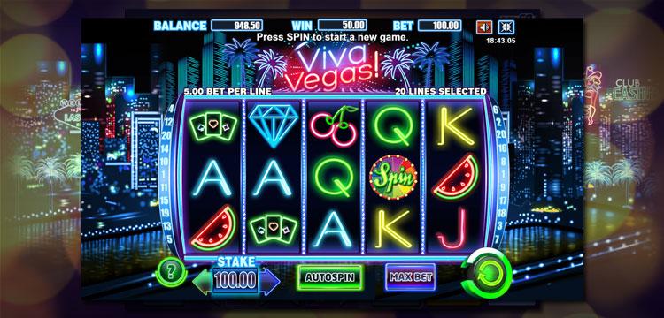 Dr Vegas launches new exclusive online slot: Viva Vegas!