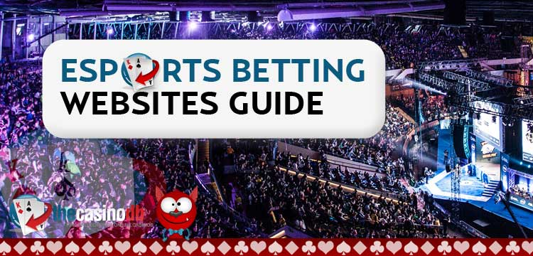 eSports Betting Websites Guide 2016