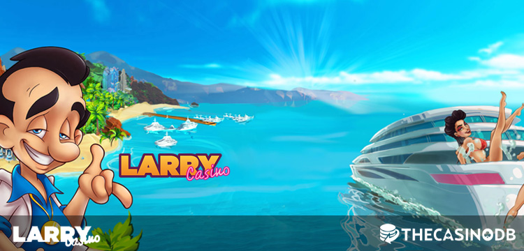 Leisure Suit Larry is Back as a Brand New Online Casino Called Larry Casino