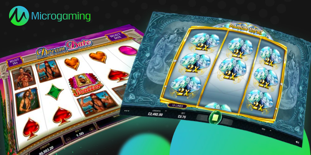 Microgaming Treats Fans with Two New Slots (April 2018)
