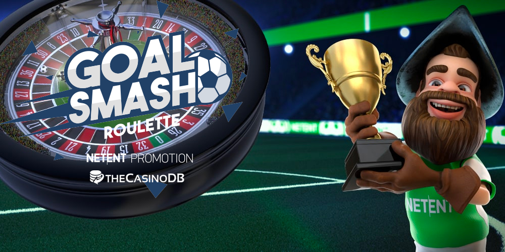 NetEnt Prepares for 2018 FIFA World Cup with Innovative Goal Smash Promotion