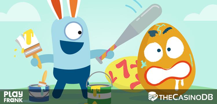 PlayFrank Easter Casino Bonuses and Rewards April 2017