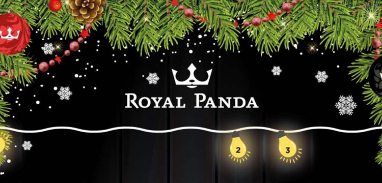 Festive Fun at Royal Panda this December 2017