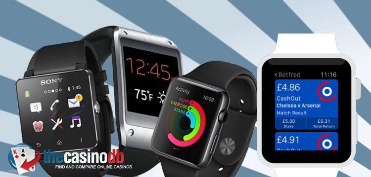 5 Smartwatch Sports Betting & Online Casino Features