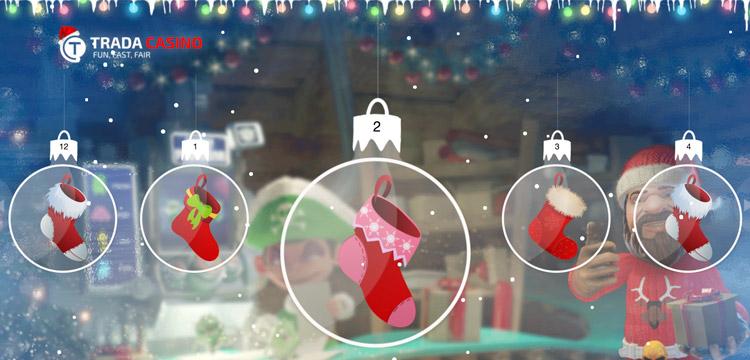 Trada Casino Christmas 2017 Festive Bonuses