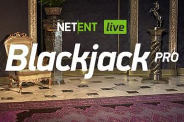 Netent Blackjack Pro