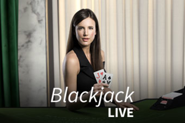 Netent Live HR Blackjack