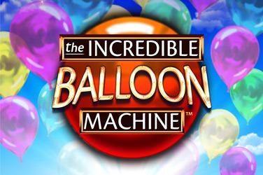 The Incredible Baloon Machine