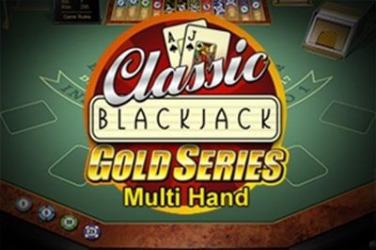 Multi-hand Classic Blackjack Gold