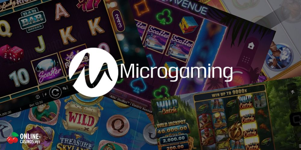 5 of the Best New Slots from Microgaming in 2020